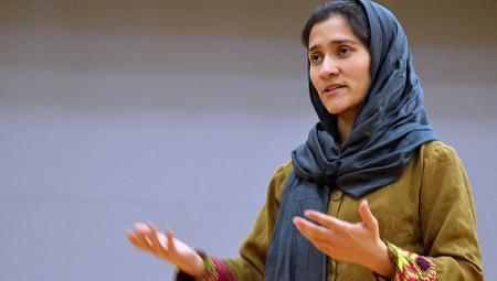 YES Program Alumna Fosters Education Initiatives in Afghanistan