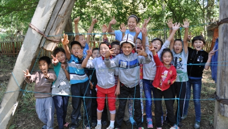 English Summer Camp Kyrgyzstan